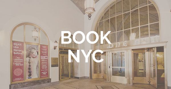 Book at Oasis NYC