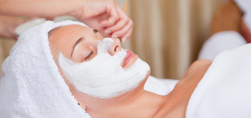 spa special facial mask