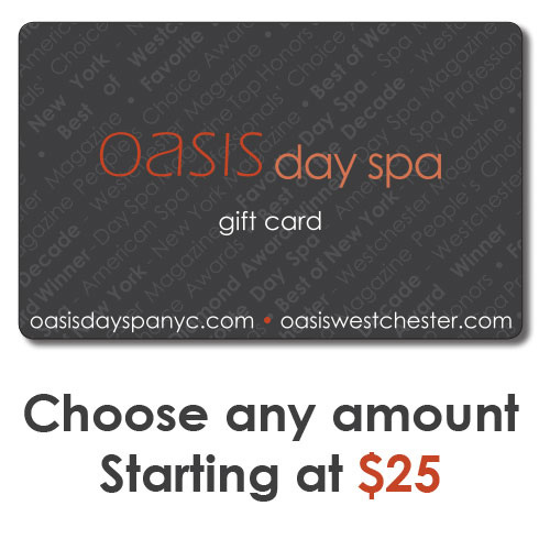 spa dollar gift cards. choose any amount starting at $25