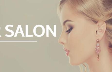 hair salon services
