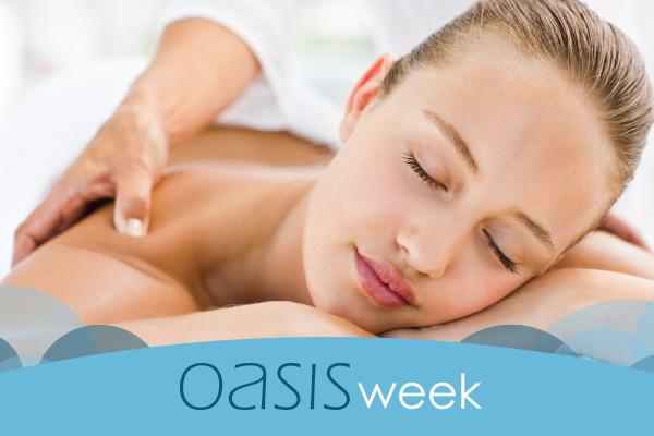 oasis week is coming