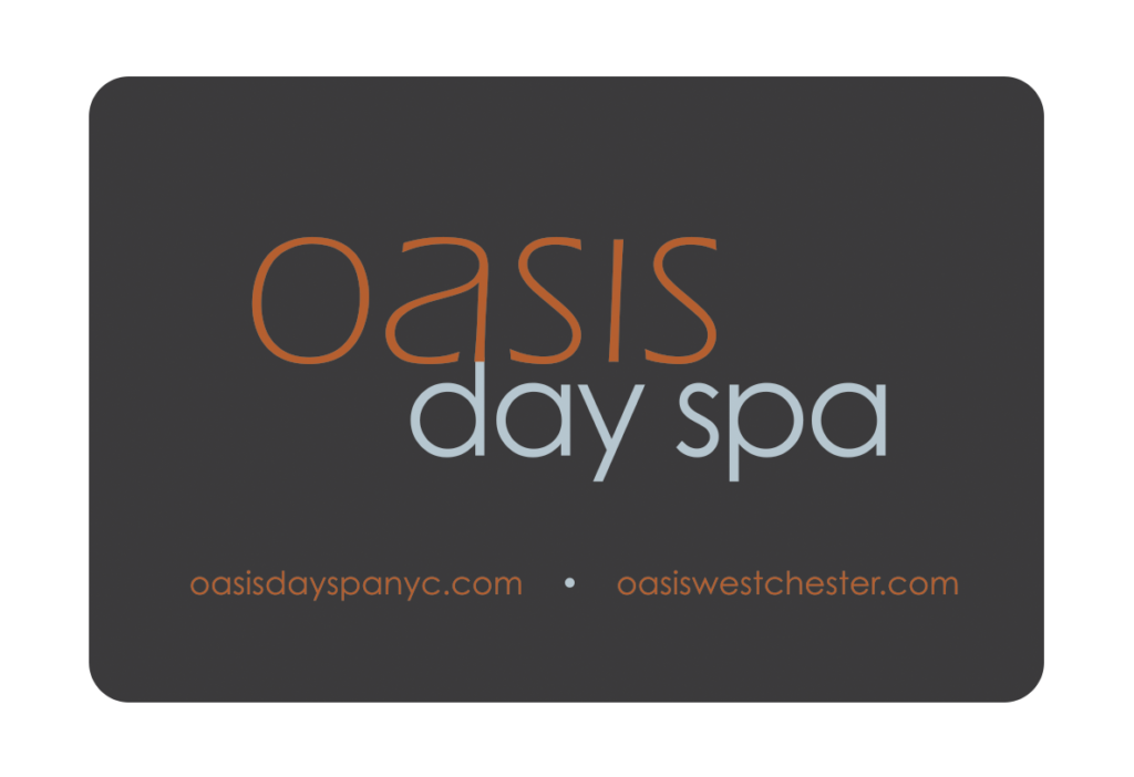 oasis day spa gift card