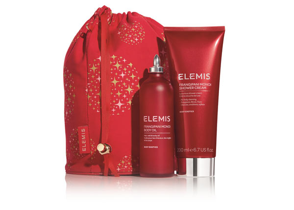ELEMIS Collection: Frangipani body duo