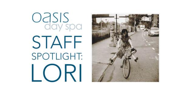 oasis staff spotlight: Lori