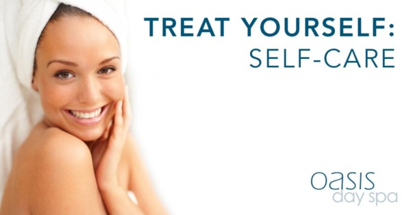 treat yourself: self care