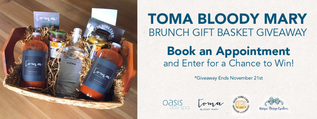 The Toma Bloody Mary Brunch Basket Giveaway