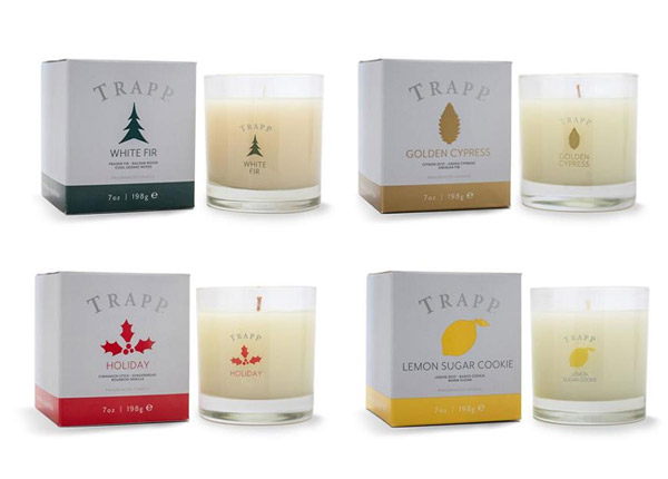 Trapp Seasonal Holiday Candles