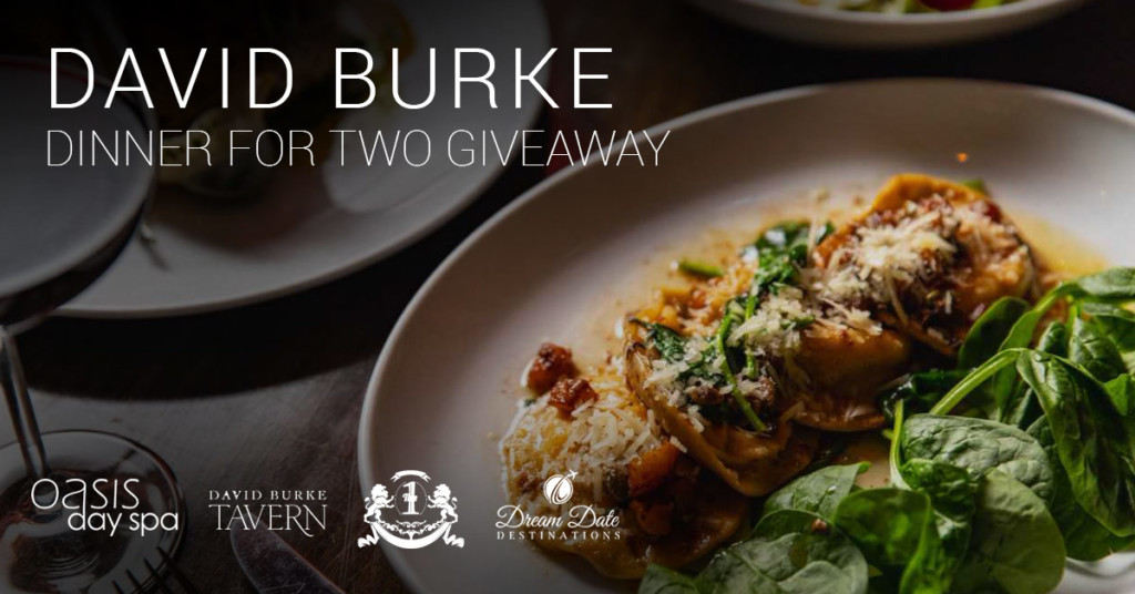 Win a David Burke Dinner for Two