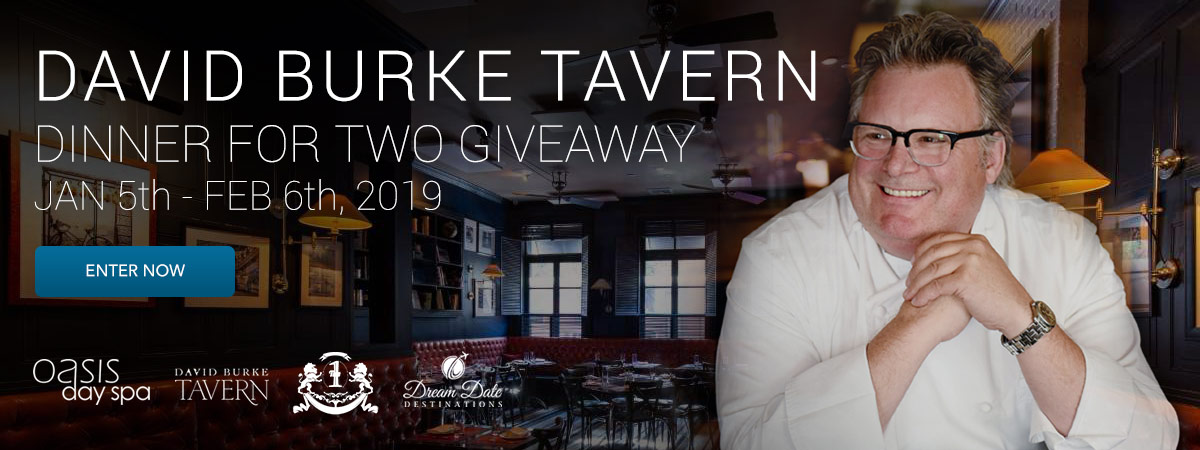 Win a David Burke Tavern Dinner for Two