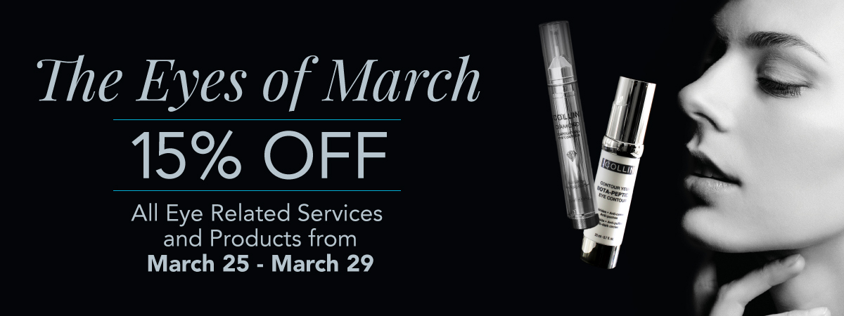 Eyes of March 15% Off
