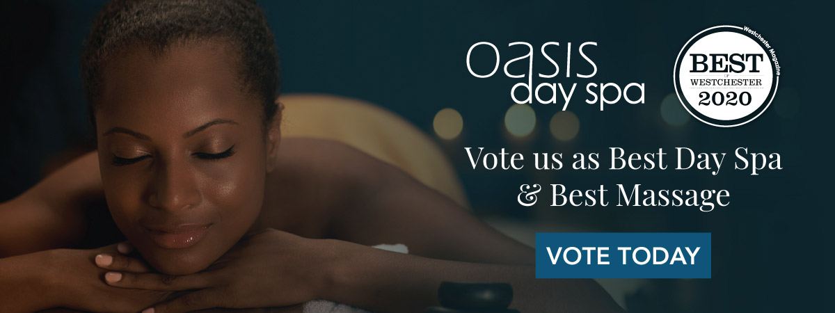 Vote For Oasis For Best Day Spa and Best Massage!