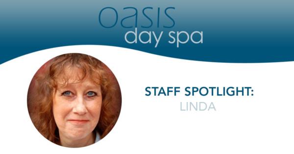 Oasis Staff Spotlight: Linda