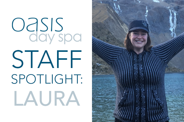 Oasis Staff Spotlight: Laura