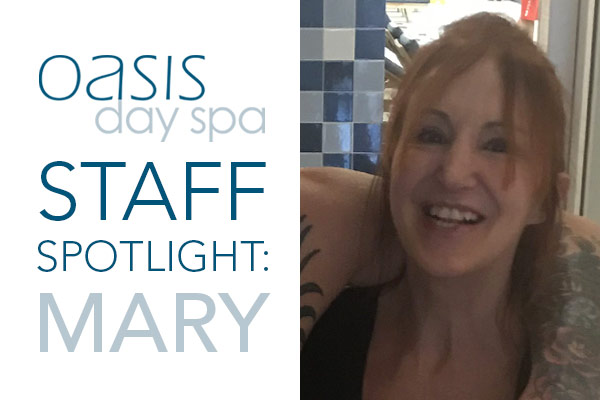 Oasis Staff Spotlight: Mary